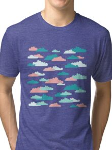 Cloudy Sky Tri-blend T-Shirt