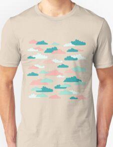 Cloudy Sky Unisex T-Shirt