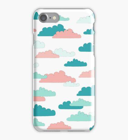 Cloudy Sky iPhone Case/Skin