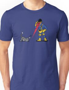 Lasers and cats Unisex T-Shirt