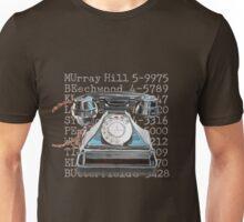 Vintage Telephone Unisex T-Shirt