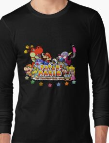 Paper Mario: The Thousand Year Door Long Sleeve T-Shirt