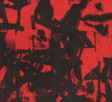 Distorted Robert Smith Sticker