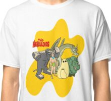 Classic Cartoons The Herculoids-  T-Shirt, Mugs, Bag and more Classic T-Shirt