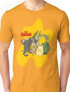 Classic Cartoons The Herculoids-  T-Shirt, Mugs, Bag and more Unisex T-Shirt
