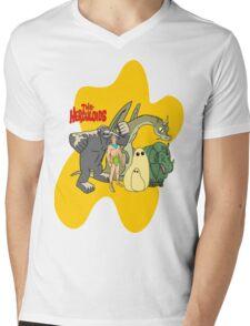Classic Cartoons The Herculoids-  T-Shirt, Mugs, Bag and more Mens V-Neck T-Shirt