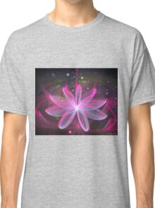Magical Flower - Pink Lily Classic T-Shirt