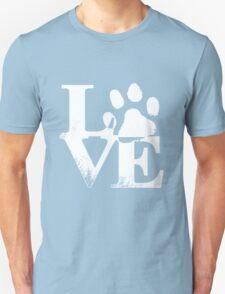 Love Paw Unisex T-Shirt