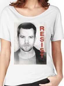 Peter - RESIST Women's Relaxed Fit T-Shirt