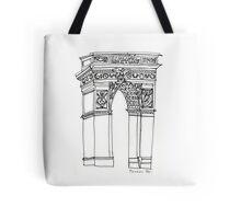 Washington Square Arch Tote Bag