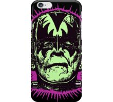 FranKISStein Rock Monster iPhone Case/Skin