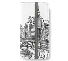 View from East River Drive iPhone Wallet/Case/Skin