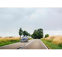 Retro road trip Photographic Print