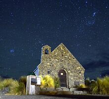 Church of the Good Shepherd by Doug Cliff