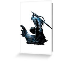 Dark Souls death counting Greeting Card
