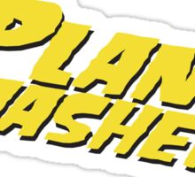 The Planet Smasher Sticker