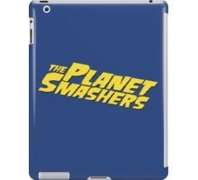 The Planet Smasher iPad Case/Skin