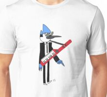 Mordecai The power Unisex T-Shirt