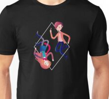 the madman and the girl who waited Unisex T-Shirt