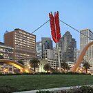 Cupid's Span - Embarcadero - San Francisco by TonyCrehan