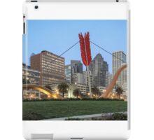 Cupid's Span - Embarcadero - San Francisco iPad Case/Skin