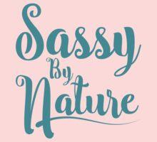 Sassy By Nature Kids Tee
