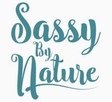Sassy By Nature Baby Tee