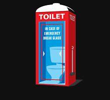 Emergency Toilet Unisex T-Shirt
