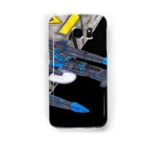 The Light Cruiser Germantown Samsung Galaxy Case/Skin