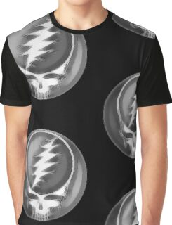 "Grateful Dead ""Fare Thee Well"" Steal Your Face GD50 Stealie Graphic T-Shirt"