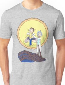 Morty to the Sun Unisex T-Shirt