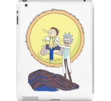 Morty to the Sun iPad Case/Skin