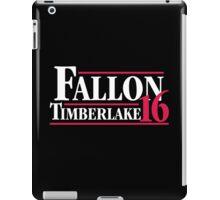 Fallon timberlake 16 iPad Case/Skin