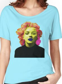 Paradox of Marylin Monroe  Women's Relaxed Fit T-Shirt