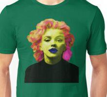 Paradox of Marylin Monroe  Unisex T-Shirt