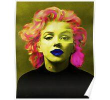 Paradox of Marylin Monroe  Poster