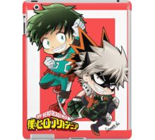 boku no hero academia chibi iPad Case/Skin