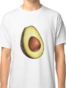 Avocado Pattern Classic T-Shirt