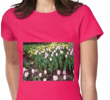 Tulips and Daffodils - Keukenhof Gardens Womens Fitted T-Shirt