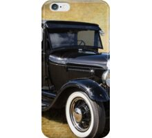 1929 Ford iPhone Case/Skin