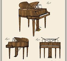Piano Patent by FinlayMcNevin