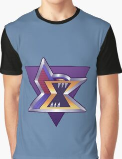 Maverick Logo Reworked Graphic T-Shirt