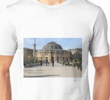A Large European Building On A Sunny Day Unisex T-Shirt