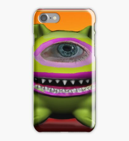 Pickle Monster iPhone Case/Skin