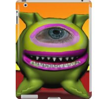 Pickle Monster iPad Case/Skin