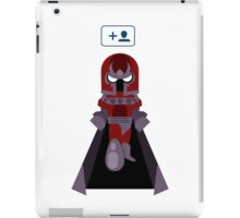 Magneto Started Following Apocalypse iPad Case/Skin