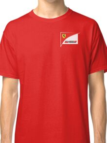 REAL SPORT TEAM FERRARI F1 Classic T-Shirt