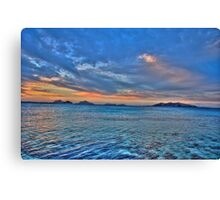 Mana Magic #1 - Mana Island, Fiji Canvas Print