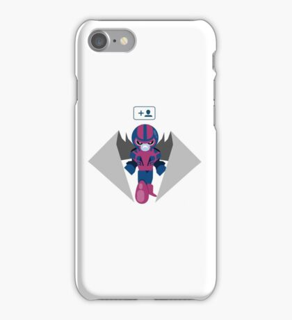 Archangel Started Following Apocalypse iPhone Case/Skin