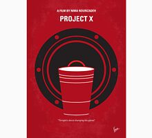 No393 My PROJECT X minimal movie poster Unisex T-Shirt